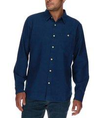 camisa ao dot azul oscuro cat