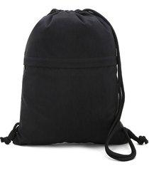 mochila lona negro 243