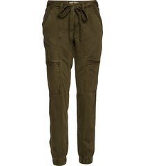 lace rookie pant sweatpants mjukisbyxor grön superdry