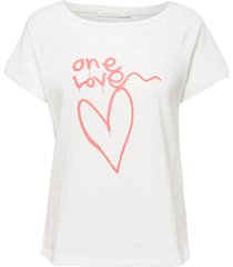 sally t-shirts & tops short-sleeved wit rabens sal r