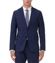 armani exchange men's modern-fit micro stripe suit jacket separate