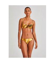 chains bikini pape top