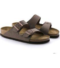 birkenstock arizona soft footbed birko-flor sandali