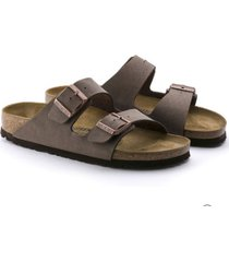 birkenstock arizona soft footbed birko-flor sandali