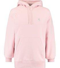 america today hoodie sagar hood roze