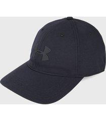 gorra negro under armour ua men s baseline cap