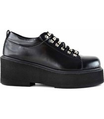 zapato negro briganti mujer caracas
