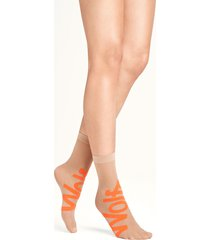 logo zoom socks