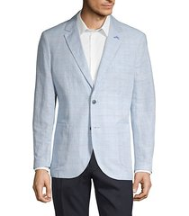 linen & cotton sport coat