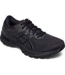 gt-2000 9 shoes sport shoes running shoes svart asics