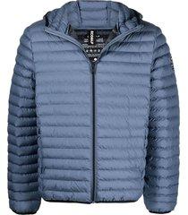 ecoalf atlantic recycled polyester jacket - blue