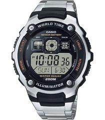 reloj casio ae-2000wd-1av