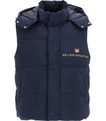 bel-air athletics padded vest