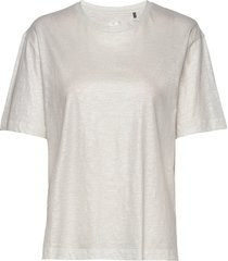 day via t-shirts & tops short-sleeved vit day birger et mikkelsen
