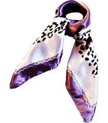 pañuelo bandana safari lavanda viva felicia