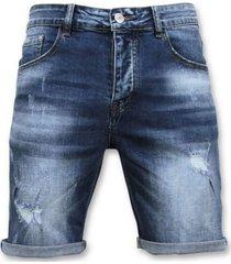 korte broek enos korte broek gescheurd short