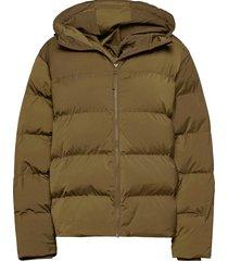sera jacket 12891 gevoerd jack groen samsøe samsøe