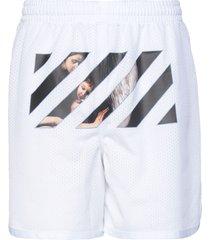 off-white™ shorts & bermuda shorts