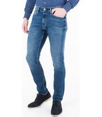 jeans slim tennesse azul calvin klein