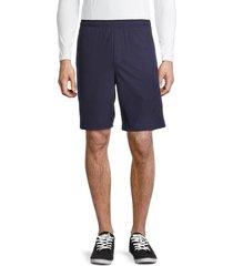 spyder men's drawstring bermuda shorts - dust navy - size xl