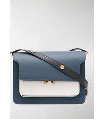 marni small trunk satchel