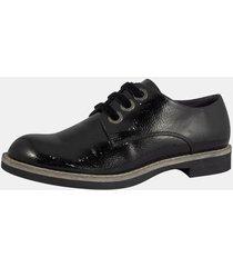 zapato mujer negro fagus