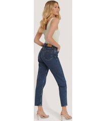 calvin klein mom-jeans - blue