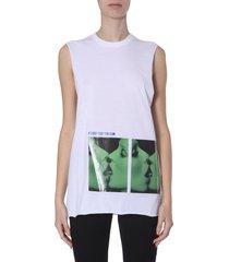 dsquared2 sleeveless t-shirt