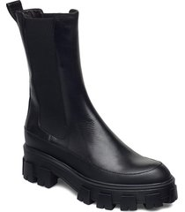 boots 6062 shoes chelsea boots svart billi bi