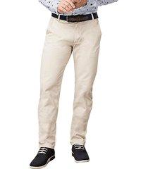 envío gratis pantalon ottawa new beige para hombre croydon