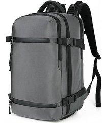 oxford outdoor viaggi di grande capacità impermeabile camping 17.3 pollici zaino per laptop bag