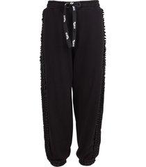 vivetta cotton trousers