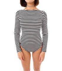 body moda vicio manga longa feminino