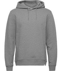 hugo hoodie 11414 hoodie trui grijs samsøe samsøe