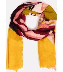 bufanda amarilla isadora
