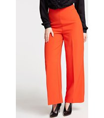 spodnie typu fit&flare