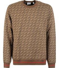 burberry corden sweater