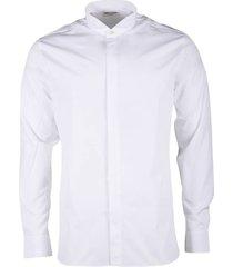 klassiek popeline overhemd
