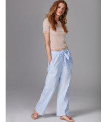 spodnie w paski avanti