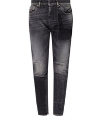 d-strukt spijkerbroek