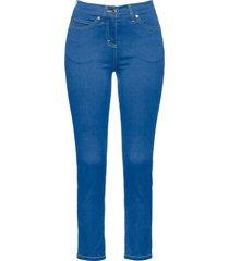 jeans cropped megastretch (blu) - bpc selection