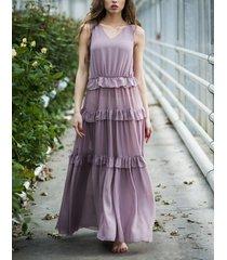 suknia maxi selena