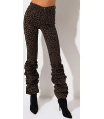 akira better off high waisted stretchy scrunched ankle jeans