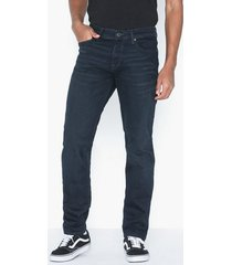 selected homme slhstraight-scott 6155 bb su-st jns jeans blue