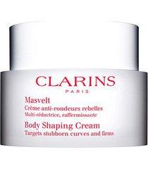 creme redutor e antiestrias clarins body shaping cream masvelt 200ml