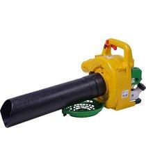 soprador e aspirador de folhas garthen, gasolina - gss260
