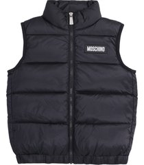 moschino body warmer jacket