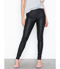 object collectors item objbelle mw coated leggings noos byxor