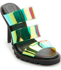 dkny roslin strappy dress sandals