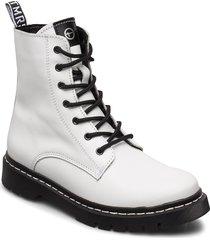 woms boots shoes boots ankle boots ankle boot - flat vit tamaris